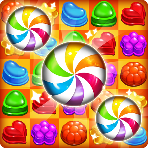 Candy Amuse: Match-3 puzzle  (Unlimited money,Mod) for Android 1.9.3