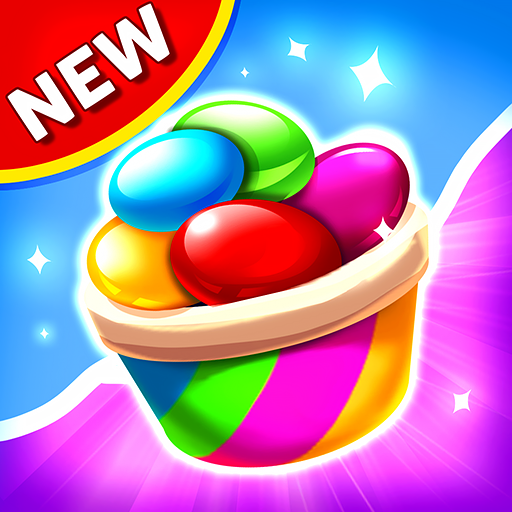 Candy Blast Mania Match 3 Puzzle Game  1.4.9 (Unlimited money,Mod) for Android