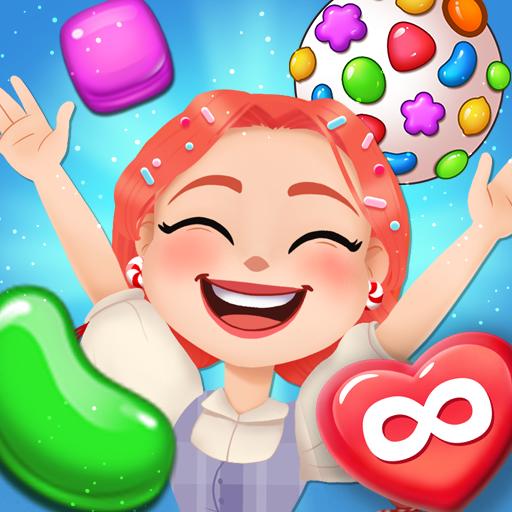 Candy Go Round – #1 Free Candy Puzzle Match 3 Game (Unlimited money,Mod) for Android 1.6.0