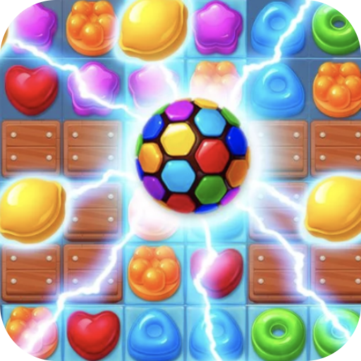 Candy Jewelry Puzzle  (Unlimited money,Mod) for Android v1.3