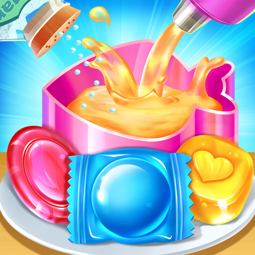 🍬🍬Candy Making Fever – Best Cooking Game  (Unlimited money,Mod) for Android 2.8.5026
