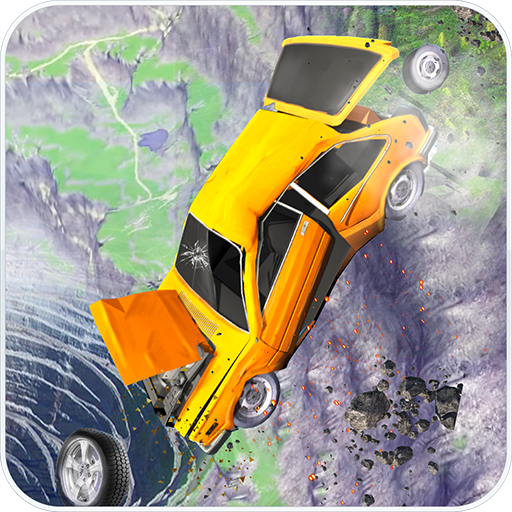 Car Crash Test Simulator 3d: Leap of Death  (Unlimited money,Mod) for Android 1.3