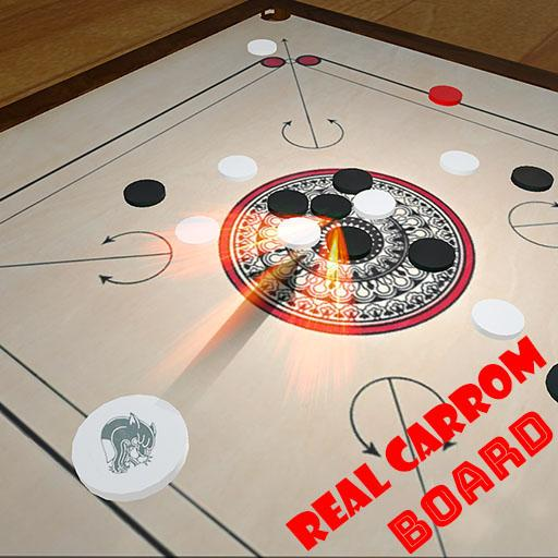 Carrom Board Classic Game  (Unlimited money,Mod) for Android 1.11