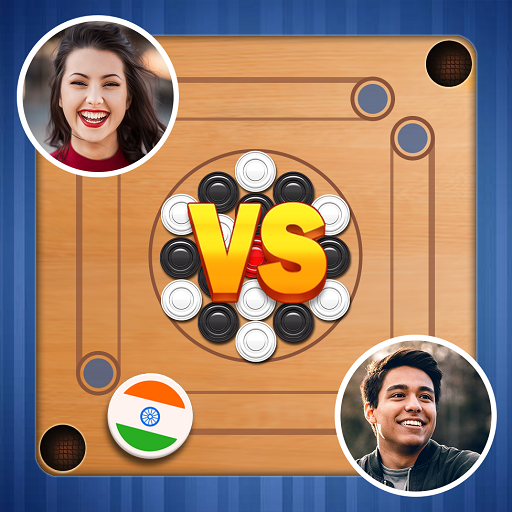 Carrom Royal – Multiplayer Carrom Board Pool Game  (Unlimited money,Mod) for Android 10.3.1