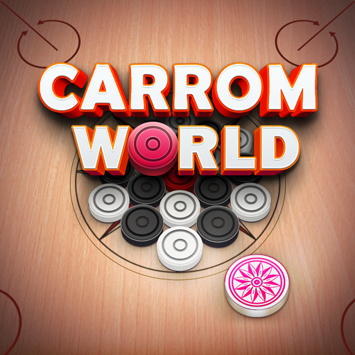 Carrom World : Online & Offline carrom board game  (Unlimited money,Mod) for Android 1.33