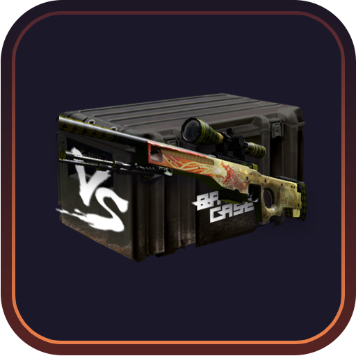Case Battle Skins Simulator – Idle Clicker Games  3.8 (Unlimited money,Mod) for Android