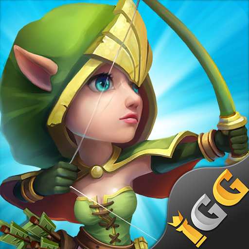 Castle Clash: Gilda Reale  (Unlimited money,Mod) for Android 1.7.1