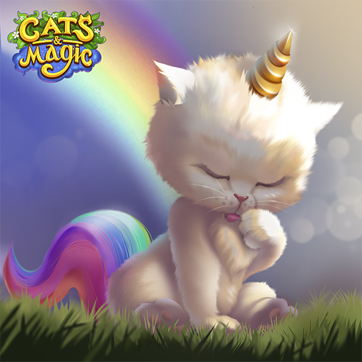 Cats & Magic: Dream Kingdom  (Unlimited money,Mod) for Android 1.4.222026