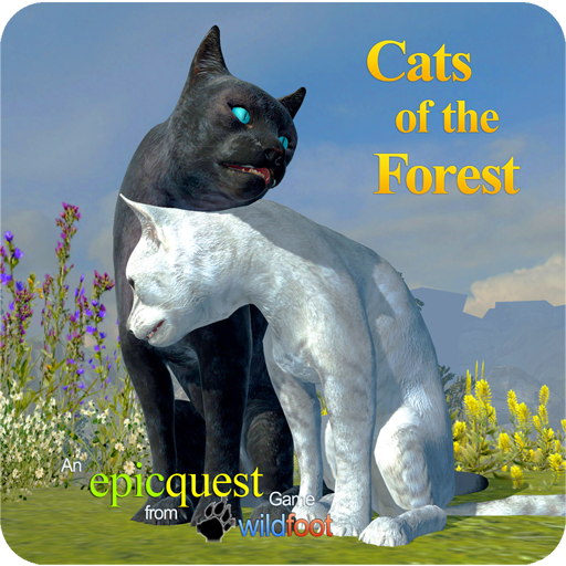 Cats of the Forest  (Unlimited money,Mod) for Android 1.1.1