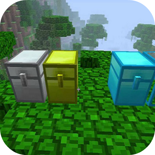 Chests Iron Mod for MCPE  (Unlimited money,Mod) for Android 4.3