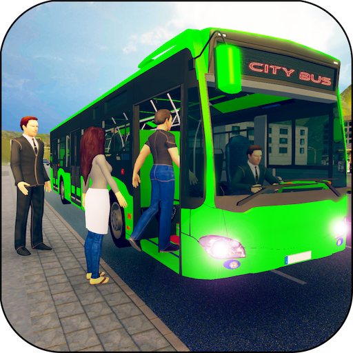 City Bus Driving School Game 3D-Coach Bus Sim 2020  (Unlimited money,Mod) for Android 1.7