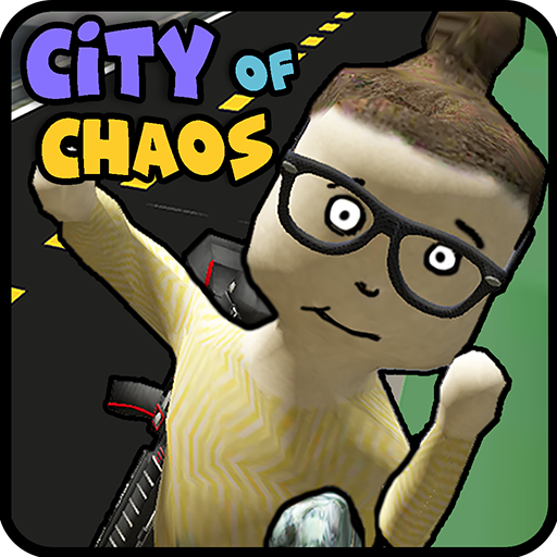 City of Chaos Online MMORPG  (Unlimited money,Mod) for Andr 1.798 oid