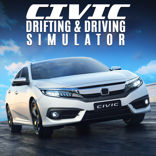 Civic Drifting and Driving Simulator Game  (Unlimited money,Mod) for Android 1.0