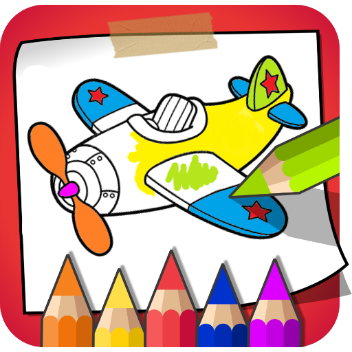 Coloring Book – Kids Paint  (Unlimited money,Mod) for Android 1.79