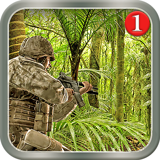 Combat Commando Gun Shooter  (Unlimited money,Mod) for Android 1.2