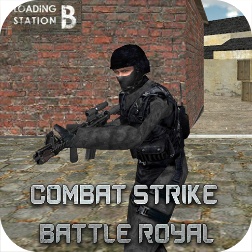 Combat Strike Battle Royal Fps  (Unlimited money,Mod) for Android 1.8