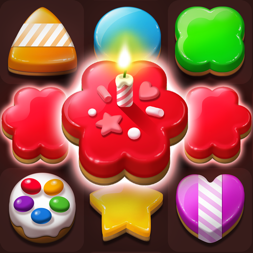 Cookie Crunch Classic  (Unlimited money,Mod) for Android 3.2.2