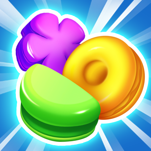 Cookie Crunch – Matching, Blast Puzzle Game  (Unlimited money,Mod) for Android 1.1.6