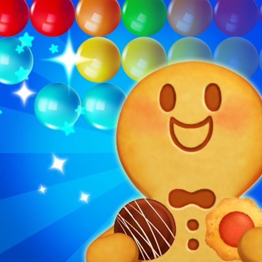 Cookie Kingdom – Bubble Shooter Pop & Blast Games  (Unlimited money,Mod) for Android 0.1.8
