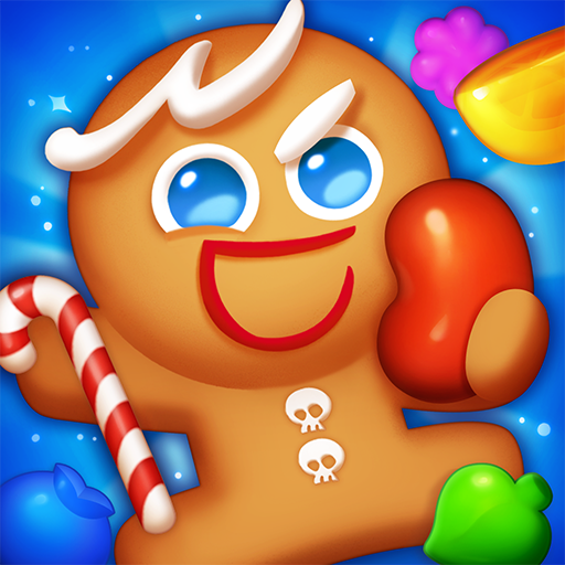 Cookie Run: Puzzle World  2.9.1 (Unlimited money,Mod) for Android