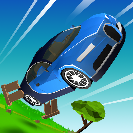 Crash Delivery! Destruction & smashing flying car!  (Unlimited money,Mod) for Android 0.9.9