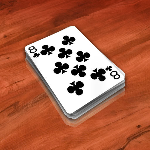 Crazy Eights free card game  (Unlimited money,Mod) for Android 1.6.95