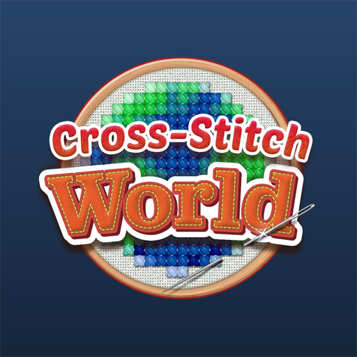Cross-Stitch World  (Unlimited money,Mod) for Android 1.8.2