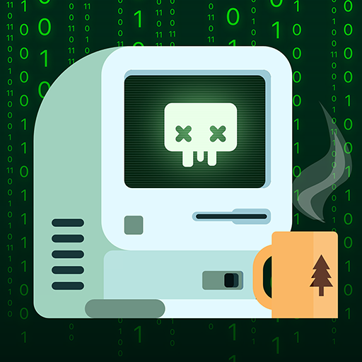 Cyber Dude: Dev Tycoon  (Unlimited money,Mod) for Android 1.0.45