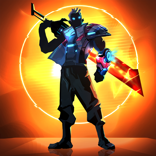 Cyber Fighters: League of Cyberpunk Stickman 1.10.14  (Unlimited money,Mod) for Android