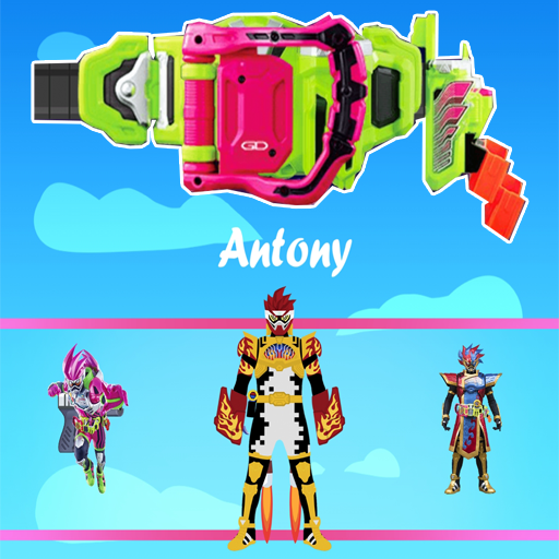 DX Rider Ex Aid – Henshin Simulation  (Unlimited money,Mod) for Android 1.0