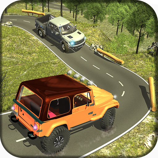 Dangerous Jeep Hilly Driver 2019 🚙  (Unlimited money,Mod) for Android 1.0
