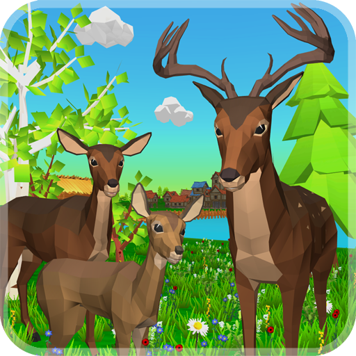 Deer Simulator – Animal Family  (Unlimited money,Mod) for Android 1.166