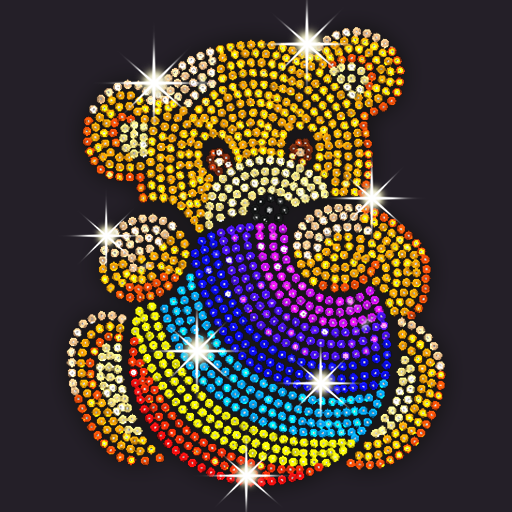 Diamond Coloring Sequins Art & Paint by Numbers  1.5.3 (Unlimited money,Mod) for Android