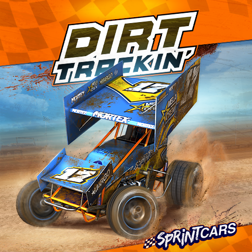 Dirt Trackin Sprint Cars  (Unlimited money,Mod) for Android 3.3.5