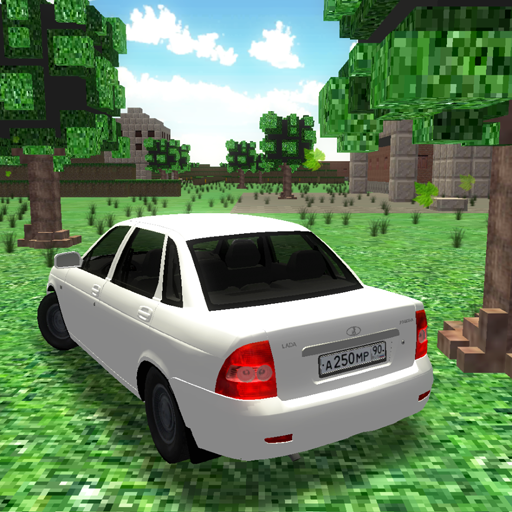 Driver Steve: Priora simulator  (Unlimited money,Mod) for Android 2.0
