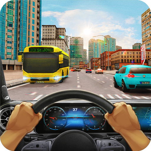 Driving Car Simulator  (Unlimited money,Mod) for Android 2.2