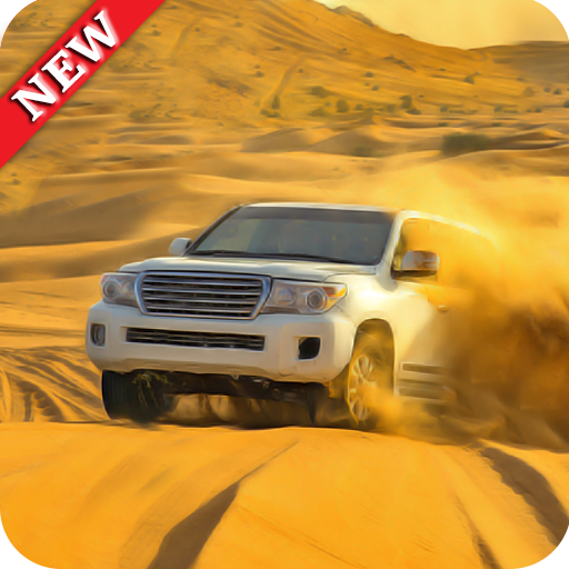 Dubai safari prado racing 2020  (Unlimited money,Mod) for Android 1.0.5