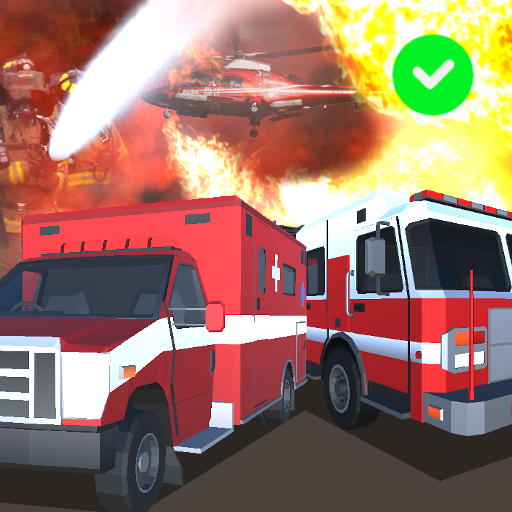 Emergency corridor Police Ambulance Fire Simulator  (Unlimited money,Mod) for Android 1.1.3