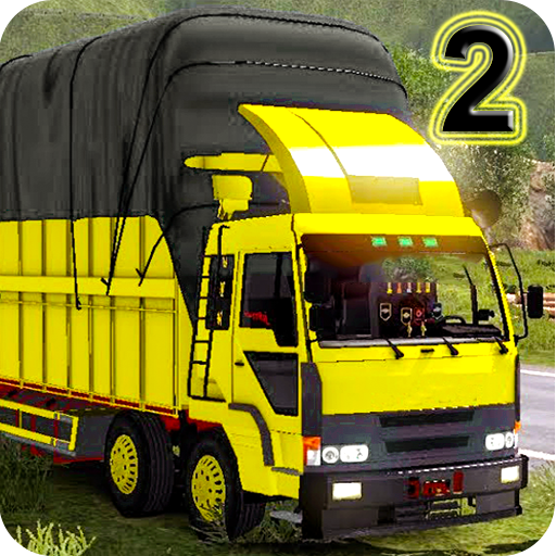 Euro Truck Transport Simulator 2: Cargo Truck Game  (Unlimited money,Mod) for Android 1.3