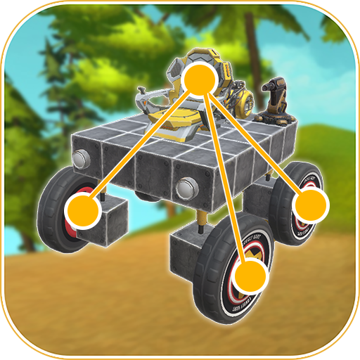 Evercraft Mechanic: Online Sandbox from Scrap  (Unlimited money,Mod) for Android 1.9.01