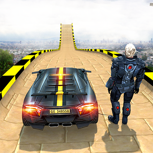 Extreme GT Racing Car Stunts Races  (Unlimited money,Mod) for Android 1.0