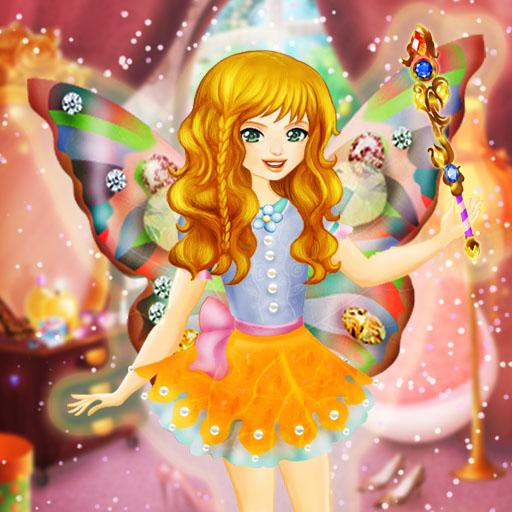 Fairy Dress Up for Girls Free  (Unlimited money,Mod) for Android 1.4.0