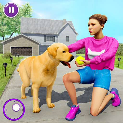 Family Pet Dog Home Adventure Game  (Unlimited money,Mod) for Android 1.2.6