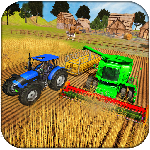 Farming Tractor Driver Simulator : Tractor Games  (Unlimited money,Mod) for Android 1.7.2