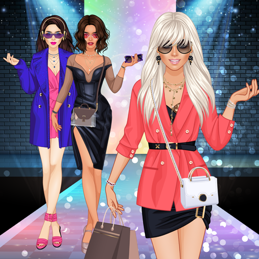 Fashion Show Makeover – Make Up & Dress Up Salon  (Unlimited money,Mod) for Android 1.0.2