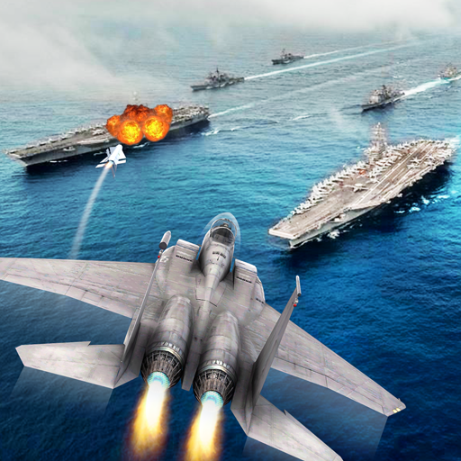 Fighter Jet Air Strike – New 2020, with VR  (Unlimited money,Mod) for Android  7.8.4