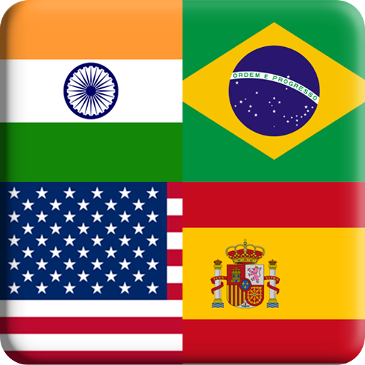 Flags Quiz Gallery : Quiz flags name and color  (Unlimited money,Mod) for Android 1.0.187