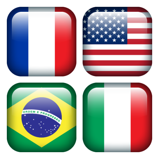 Flags of All Countries of the World: Guess-Quiz  (Unlimited money,Mod) for Android 1.94