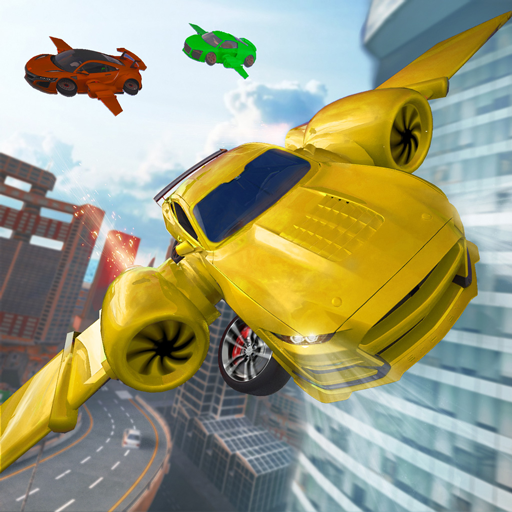 Flying Car Driving 2020 – Real Driving Simulator  (Unlimited money,Mod) for Android 1.5