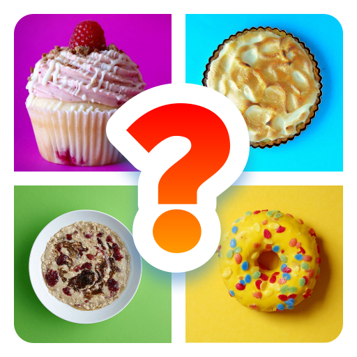 Foodie Dessert Quiz (Food Quiz Game)  (Unlimited money,Mod) for Android 8.8.3z